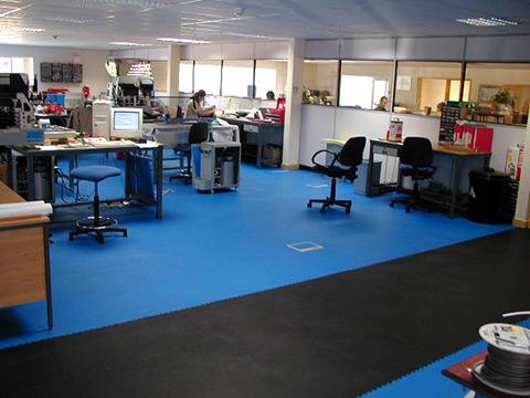 Interlocking Commercial Pvc Floor Tiles Commercial Flooring